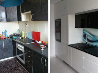 BEFORE AND AFTER od Cobo Design