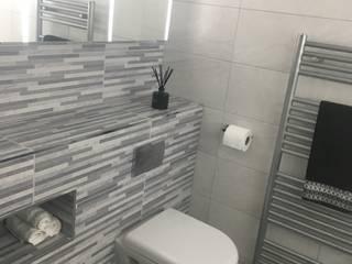 Bathrooms Leeds: industrial  by Doug Cleghorn Bathrooms, Industrial