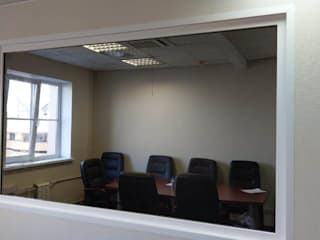 Зеркало для фокус-групп Стекляшка Коммерческие помещения Стекло Бежевый