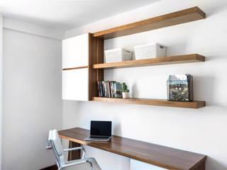 Bhavana Modern style study/office