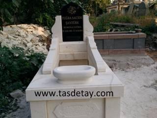 Taş Detay – mezar taşı:  tarz