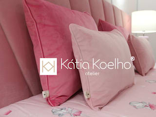 Bedroom by Atelier Kátia Koelho, Minimalist