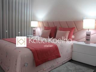 Phòng trẻ em theo Atelier Kátia Koelho,