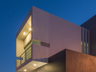 Modern houses by LUIS GRACIA ARQUITECTURA + DISEÑO Modern