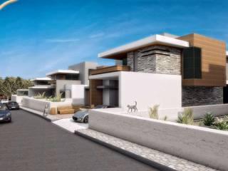ANTE MİMARLIK  – Villa Mira:  tarz Villa