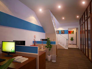 Interior Bank BII:   by Arsitekpedia