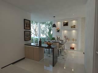 Interior Wahid Hasim Semarang Ruang Makan Modern Oleh Arsitekpedia Modern