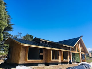 by Nomade Arquitectura y Construcción spa
