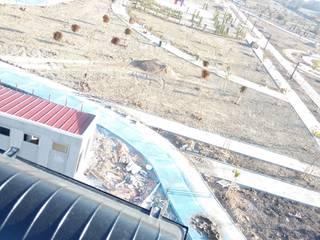 İvrindi rekreasyon alanı modern park peyzaj