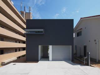 イシウエヨシヒロ建築設計事務所 YIA Casas unifamiliares