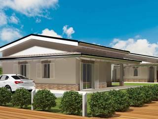 Avantgarde Construct Luxury Srlが手掛けたプレハブ住宅