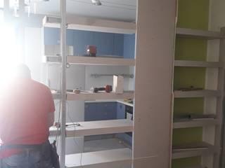 Moderne Wohnzimmer von studio G70_architetti Modern