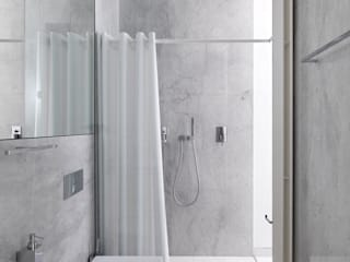 giovanni francesco frascino architetto Minimalist bathroom