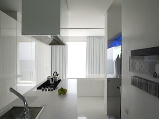 giovanni francesco frascino architetto Minimalist kitchen