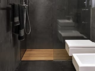 Minimalist style bathroom by giovanni francesco frascino architetto Minimalist