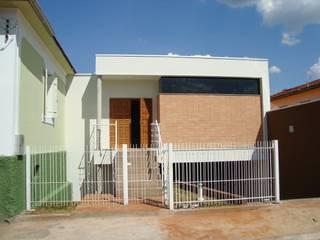 Construção de Anexo da Câmara Municipal de Óleo – SP por Cristhiano Aguiar - Arquitetura Moderno