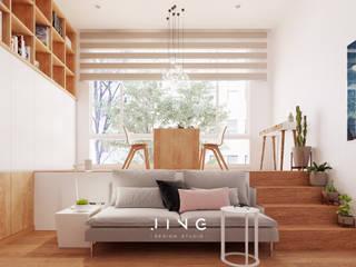 景寓空間設計 Modern living room