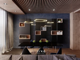 Kaohsiung 陳宅 根據 景寓空間設計 現代風