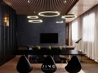 景寓空間設計 Modern dining room