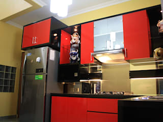Built-in kitchens by Koloni Tri Arsitama,
