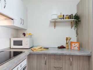 Home & Haus | Home Staging & Fotografía Small kitchens