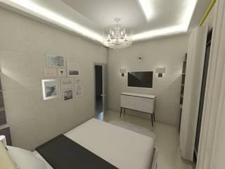 Interior BSD - Tangerang :  oleh Koloni Tri Arsitama,