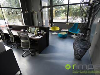 辦公室&店面 by RIMPER SAS di Galli Adriano e C., 現代風