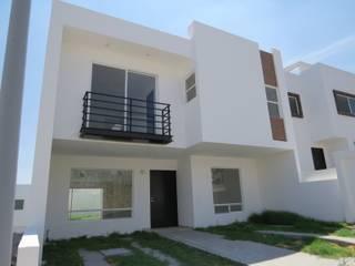 Casa El Refugio: Casas unifamiliares de estilo  por Arquenta, Arquitectura de Diseño