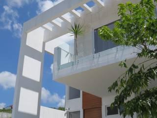 Proyecto Residencial Corregidora: Casas unifamiliares de estilo  por Arquenta, Arquitectura de Diseño