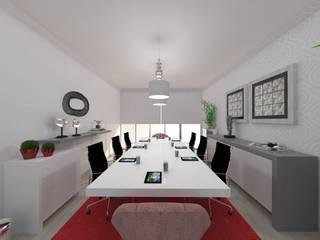 by Khalo Arquitectura Design Interiores Сучасний