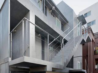 Seven Blocks モダンな 家 の studio M architects / 有限会社 スタジオ エム 一級建築士事務所 モダン