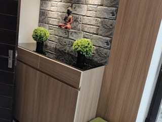 Foyer Area:  Corridor & hallway by Design Kreations