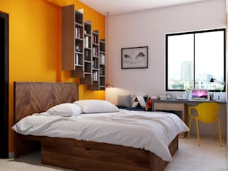 Bedroom by Gapoon Online Consumer Services Pvt. Ltd.