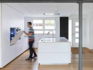 Neue Räume GmbH CocinaElectrónica Blanco
