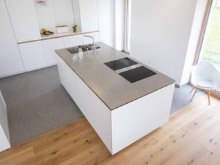 Neue Räume GmbH CocinaUtensilios de cocina Blanco