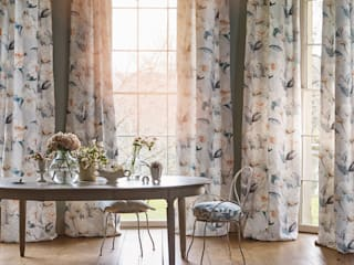 Romo Fabrics & wall coverings by Blakely Interiors Modern