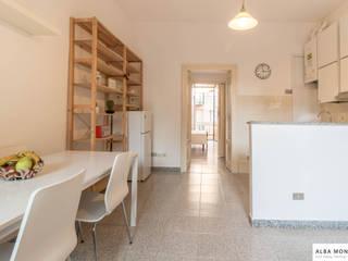 Salón comedor antes:  de estilo  de Alba Montes Home Staging - ReLooking - ReDesign