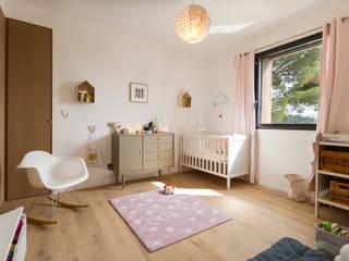 Dormitorios infantiles de estilo moderno de Pixiflat Moderno