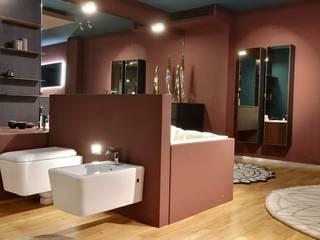 Baños de estilo moderno de Formarredo Due design 1967 Moderno