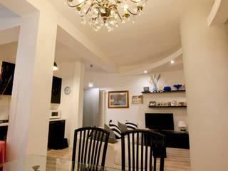 Appartamento a Livorno Soggiorno moderno di Studio Galantini Moderno