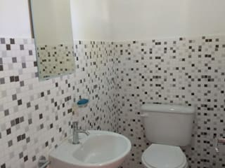 ECOS INGENIERIA Minimalist style bathrooms