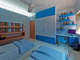 Proyecto de ampliación:  de estilo  por Heftye Arquitectura