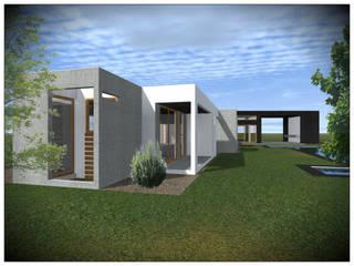by Vicente Espinoza M. - Arquitecto Mediterranean