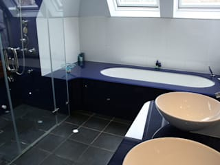 Glass worktop:  Hotels by Ion Glass