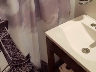 Deco Suite P&A - Casa Rey del Bosque - Carilo2018:  de estilo  por MSBergna.com