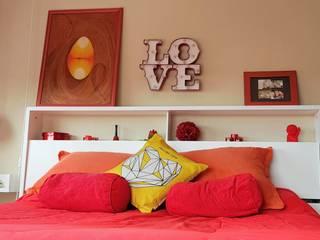 Deco Dormitorio S&D - Pinamar 2017:  de estilo  por MSBergna.com