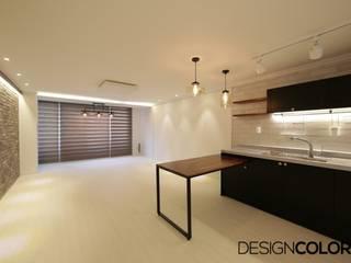 DESIGNCOLORS Modern living room White