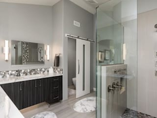 Shower:  Bathroom by S Design