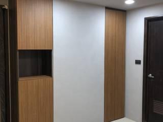 玄關櫃及收納櫃 藏私系統傢俱 玄關、走廊與階梯櫥櫃與書櫃