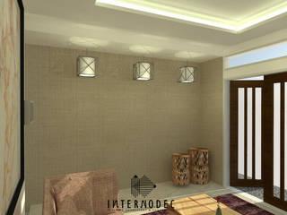 Private Residence Mr. AD Ruang Keluarga Modern Oleh Internodec Modern